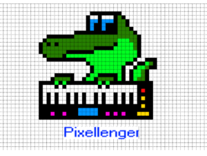 Crocodile and Synthesizer