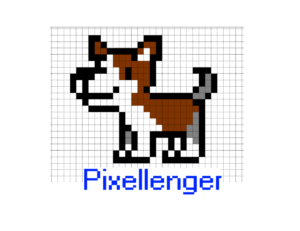 Doggy Pixel Art