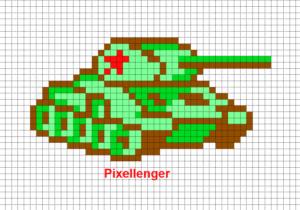Pancer T 34