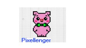 Pig Pixel Art